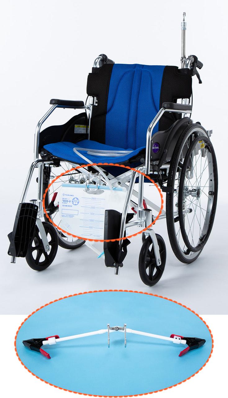 スマートハンガー Ⅰ型 車椅子専用タイプ