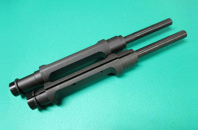 鉄、同心同軸の高精度加工